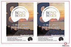 Diseño para El Beso Beach.