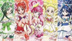 Which of these Pretty Cure Series is the best: Yes! Precure 5 or ...