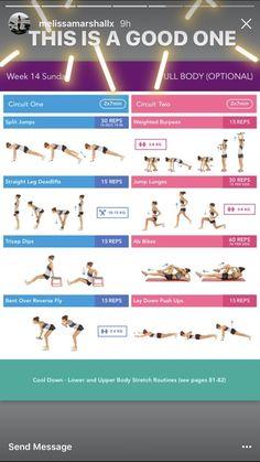 Kayla Itsines, je teste Week - Fille à fitness Bikini Body Guide, Bikini Body Workout Plan, Kayla Workout, Kayla Itsines Workout, Workout Ideas, Kayla Itsines Week 1, Workout Board, Sweat Workout, Workout Inspiration