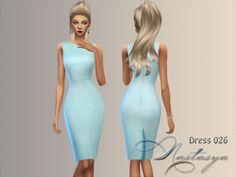 Dress 026 at Nastasya94 via Sims 4 Updates