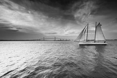 Rhode Island Sailing Photography - Nautical Photography - Newport Rhode Island