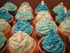 Cup Cakes mit Schnuller