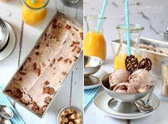 Sünis kanál: Rumos gesztenyefagyi csokis kekszdarabokkal Minion, Pudding, Desserts, Food, Tailgate Desserts, Deserts, Custard Pudding, Essen, Minions