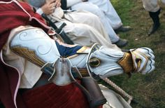 High Elf arm...ehm...armour by ~Valimaa on deviantART
