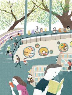 Dia de la Biblioteca, 2017 / Día de la Biblioteca, 2017 / Library Day, 2017
