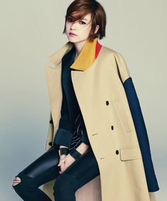 Han Hyo Joo - InStyle Magazine September Issue 13