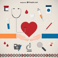 Medical Care Icons