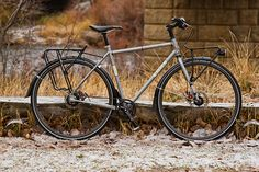 1000+ images about Touring Bike on Pinterest   Touring, Touring bike