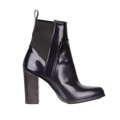 Chelsea boots high heels - fiorifrancesi