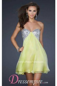 La Femme 17649 Dress -DressEmpire.com