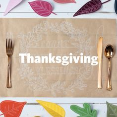 If you've missed it, we've been posting elements for a colorful Thanksgiving table spread perfect for kids and adults alike! So to recap, we're posting all the elements here in one place so you can reference them all and get planning! What will you be making for Thanksgiving this year? Thanksgiving This Year, Thanksgiving Blessings, Thanksgiving Tablescapes, Paper Place, Free Ebooks, Goodies, Colorful, Crafty, Decorating