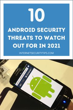 Smartphones have become an integral part of modern life and they play a massive role in our work and personal lives every day. Here's a look at some of the biggest cybersecurity threats to Android smartphones in 2021. Android Security, Operating System, Smartphone, Play, Modern, Life, Trendy Tree