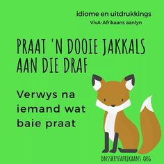 Afrikaans Quotes, Business Essentials, My Land, Idioms, Teaching Resources, Language, Education, Classroom Decor, Words