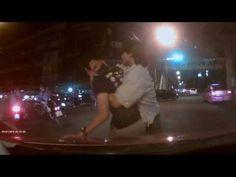 สาสมใจ! ไบเกอรผดแลวยงหาว #เจอสวนซะหนาหงาย เหตเกดแยกออนนช via Popular Right Now - Thailand http://www.youtube.com/watch?v=kwPkdwkzid8