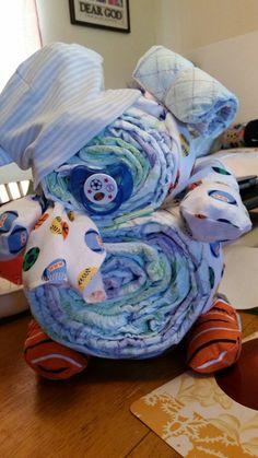 Diaper Bear.  Cost. $35