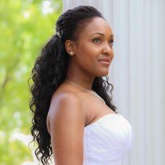 Black Wedding Hairstyles Awesome 50 Superb Black Wedding Hairstyles  Pinterest  Black Hairstyles