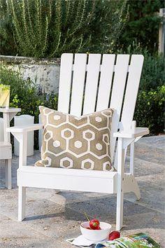 Garden & Outdoor - Adirondack Chair - BIG W   $129