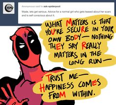 Ask Spidey & Deadpool!
