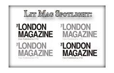 Lit Mag Spotlight: The London Magazine