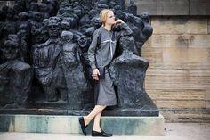 PARIS 2013. Estatua de sal