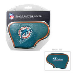 Miami Dolphins NFL Putter Cover - Blade