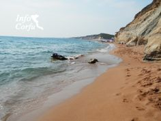 Santa Barbara beach in Corfu - Santa Barbara στην Κέρκυρα. http://www.infocorfu.gr/santa-barbara