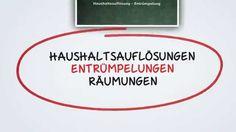 Der Link zum Video: Haushaltsauflösung und Entrümpelung in Kiel - die zuverlässigen Räumungs...