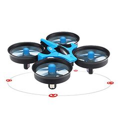 OVERMAL JJRC H36 6-axis Gyro Headless Mode Mini RC Quadcopter With 16 Blades Of Wind ** Read more  at the image link.