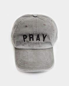 Pray - Hat – Crazy Cool Threads Simple Style bb37465ee6ed