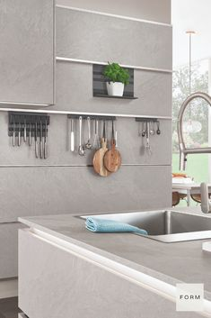 From your kitchen cabinet organization to exposed storage solutions, we at Form Kitchens will be with you every step of the way when it comes to designing your new kitchen for your kitchen remodel project.