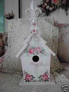 my favorite birdhouse ~ from Pat Thomas