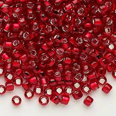 """You'll love how easy these beads are to work with. Their size is ideal for craft projects, cloth embellishment, and fun jewelry creations. Mix and match for exciting results!<br /><br />Quick to loom and easy to string or sew, #6 seed beads provide you with an extensive alternative to conventional seed bead sizes. While these are extremely close to the popular """"E"""" bead, #6 beads offer higher quality and more consistent size.<br /><..."""