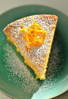 Flourless Orange Cake from Scandi Foodie (Anyone know where you can get almond meal??)
