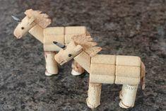 Wine Cork Unicorns