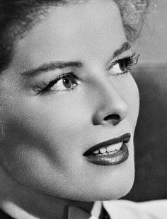 Katherine Hepburn, winner of two consecutive Best Actress Oscars (Guess Who's Coming to Dinner, 1967 and Lion in Winter, 1968--a tie with Barbra Streisand). She received four Oscars in all for Best Actress. In 1999, Hepburn was named by the AFI as the greatest female star in Hollywood history.