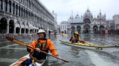 High water, Venice