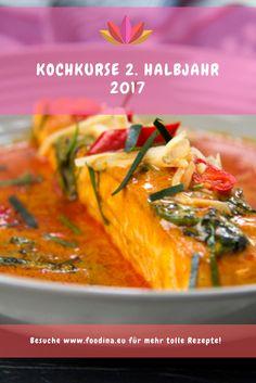 Erfahre in meinen Kochkursen, wie du schnell und einfach schmackhafte Gerichte Indiens, Thailands und Chinas zubereitest