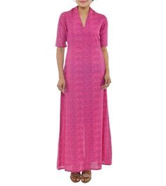 The high-end label has an array of stunners that will drape you in sheer elegance and give a sleek and stylish appeal to your everyday look. Suits For Women, Ladies Suits, Embroidered Kurti, Printed Kurti, Occasion Wear, Everyday Look, Summer Wear, Wrap Dress, Short Sleeve Dresses