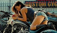 Megan Fox Ass in Transformers | almost every man i know has a dream to one day buy a motorcycle and ...