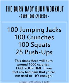 exercise circuit at home - Google Search