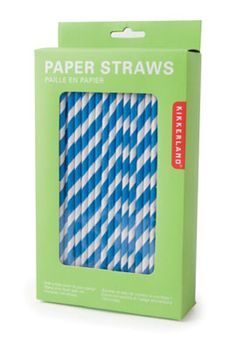 Paper Straws $7.50 for 144! Love them!