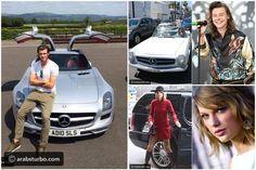 صور سيارات أعلى المشاهير أجرا في أسبوع - موقع تيربو العرب