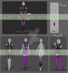 Redesign Set 21 [CLOSED] by JxW-SpiralofChaos