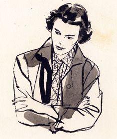 Noel Sickles sketches - Buscar con Google