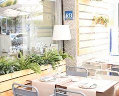 la mar salada, mediterranean restaurant at Barcelona, by Marc Cingla