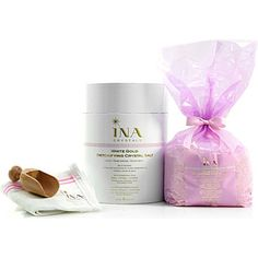 INA CRYSTALS White Gold Detox bath crystals 1000g from Selfridges