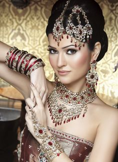kyles-41 | Asiana.tv, Indian Bride Jewellery Set