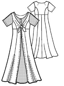 248 Free Dress Patterns -- never tried a downloadable clothing pattern but maybe it's time to try. This site has other types of free patterns, i.e. for baby, etc.