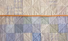 This could be a great summer quilt.