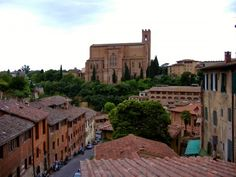 Siena is calling my name.